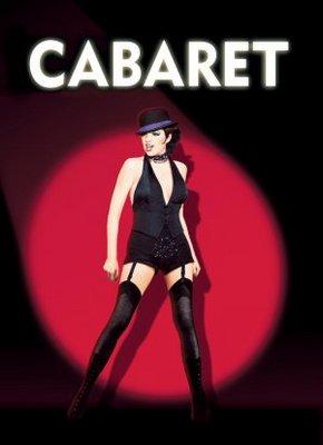 Cabaret movie poster (1972) poster MOV_e394090d