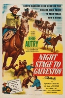 Night Stage to Galveston movie poster (1952) picture MOV_e39590a9