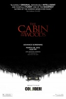 The Cabin in the Woods movie poster (2011) picture MOV_e395cc32