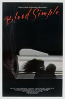 Blood Simple movie poster (1984) picture MOV_e3964662