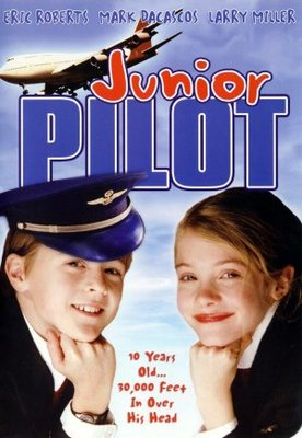 Junior Pilot movie poster (2005) poster MOV_e397467f