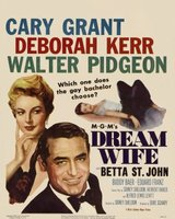 Dream Wife movie poster (1953) picture MOV_be160512