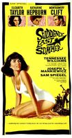 Suddenly, Last Summer movie poster (1959) picture MOV_e39d4a1f