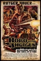 Hobo with a Shotgun movie poster (2011) picture MOV_03828bc1