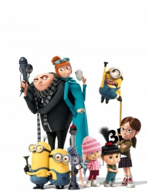Despicable Me 2 movie poster (2013) poster MOV_e39f4acc
