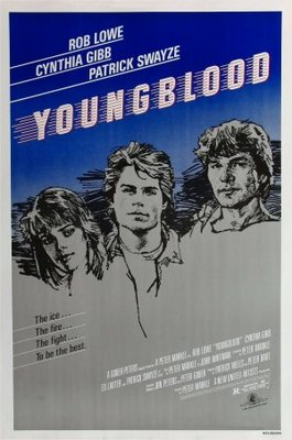 Youngblood movie poster (1986) poster MOV_e3a1826b