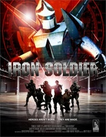 Iron Soldier movie poster (2010) picture MOV_e3b7d655