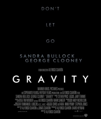 Gravity movie poster (2013) poster MOV_e3c43340
