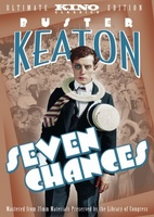 Seven Chances movie poster (1925) picture MOV_e3d52a58