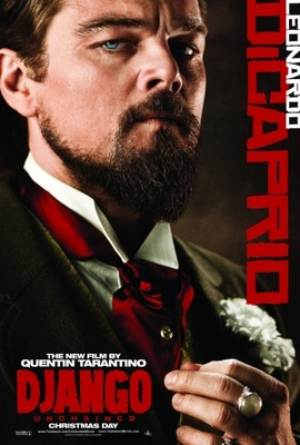 Django Unchained movie poster (2012) poster MOV_e3ddb753