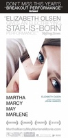 Martha Marcy May Marlene movie poster (2011) picture MOV_e3de9df5
