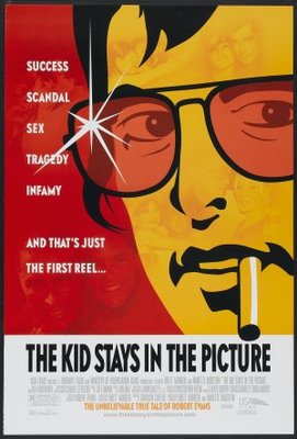The Kid Stays In the Picture movie poster (2002) poster MOV_e3e0c703