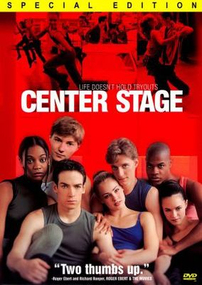 Center Stage movie poster (2000) poster MOV_e3e39582