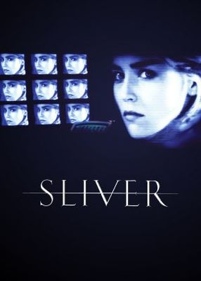 Sliver movie poster (1993) poster MOV_e3e492c1