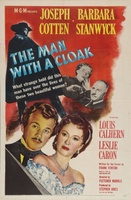 The Man with a Cloak movie poster (1951) picture MOV_e3e4a7fe