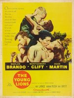 The Young Lions movie poster (1958) picture MOV_e3ec916c