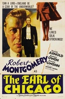 The Earl of Chicago movie poster (1940) picture MOV_e3f49663