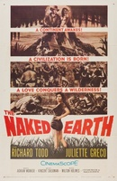 The Naked Earth movie poster (1958) picture MOV_e3feb8d5