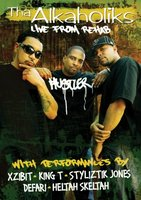 Tha Alkaholiks: Live from Rehab movie poster (2008) picture MOV_e403dd6f