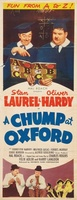 A Chump at Oxford movie poster (1940) picture MOV_e40b0920
