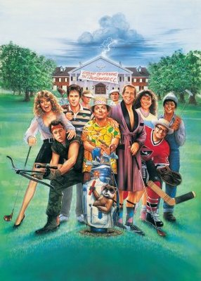 Caddyshack II movie poster (1988) poster MOV_e40e3346