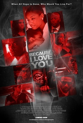 Because I Love You movie poster (2012) poster MOV_e40ea2e5