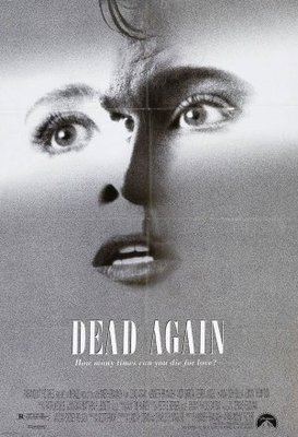 Dead Again movie poster (1991) poster MOV_e411289a