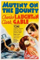 Mutiny on the Bounty movie poster (1935) picture MOV_e4112a85