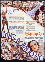 Flying Down to Rio movie poster (1933) picture MOV_e41d9bdd