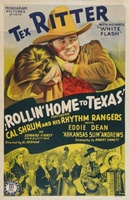 Rolling Home to Texas movie poster (1940) picture MOV_e41fcd5e