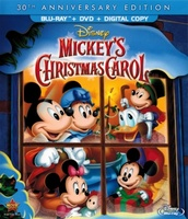 Mickey's Christmas Carol movie poster (1983) picture MOV_e4229559