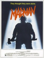 Madman movie poster (1982) picture MOV_e4273611