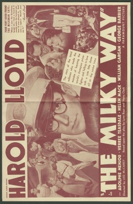 The Milky Way movie poster (1936) poster MOV_e4330402