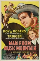 Man from Music Mountain movie poster (1943) picture MOV_e4357923