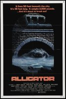 Alligator movie poster (1980) picture MOV_37aefbb6