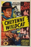 Cheyenne Wildcat movie poster (1944) picture MOV_e44f98a1