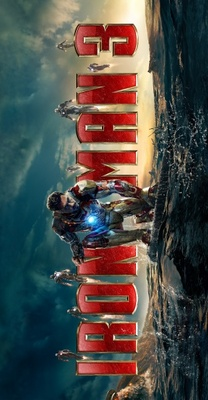 Iron Man 3 movie poster (2013) poster MOV_e453decb