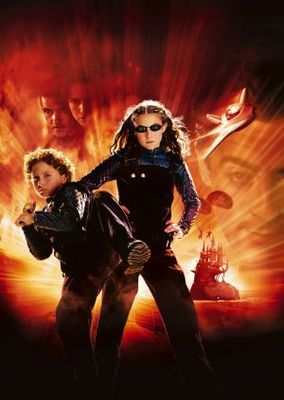 Spy Kids movie poster (2001) poster MOV_e45adf90