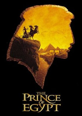 The Prince of Egypt movie poster (1998) poster MOV_e45c83f3