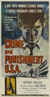 Crime & Punishment, USA movie poster (1959) picture MOV_e45e8498