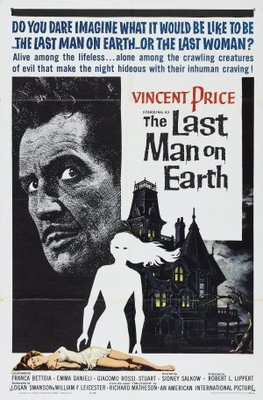 The Last Man on Earth movie poster (1964) poster MOV_e45ef654