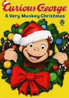 Curious George: A Very Monkey Christmas movie poster (2009) picture MOV_e461231b