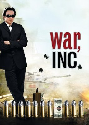 War, Inc. movie poster (2007) poster MOV_e466dbb7