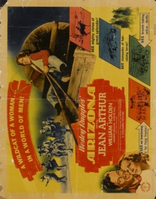 Arizona movie poster (1940) poster MOV_e469ac4d