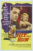 Hit and Run movie poster (1957) picture MOV_e46a17ca