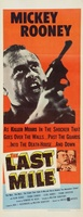The Last Mile movie poster (1959) picture MOV_e46a677a