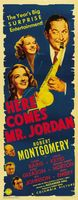 Here Comes Mr. Jordan movie poster (1941) picture MOV_9e612aad