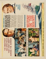 Mutiny on the Bounty movie poster (1962) picture MOV_e46fa205