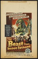 The Beast from 20,000 Fathoms movie poster (1953) picture MOV_e473a3e5