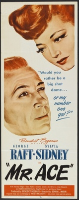 Mr. Ace movie poster (1946) poster MOV_e476883e